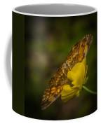 Butterfly Fan Coffee Mug