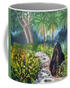 Butterfly Garden At Gumbo Limbo Coffee Mug
