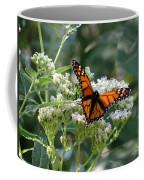 Butterfly Garden - Monarchs 09 Coffee Mug