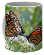 Butterfly Garden - Monarchs 17 Coffee Mug