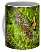Butterfly Garden Coffee Mug