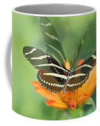Butterfly In Motion #1967 Coffee Mug