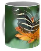 Butterfly In Motion #1968 Coffee Mug