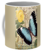 Butterfly Kisses-a Coffee Mug