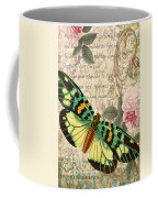 Butterfly Kisses-b Coffee Mug