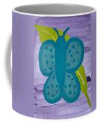 Butterfly Coffee Mug by Melissa Dawn