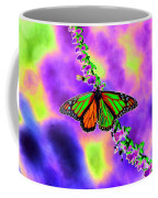 Butterfly - Monarch - Photopower 1551 Coffee Mug