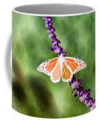 Butterfly - Monarch - Photopower 319 Coffee Mug
