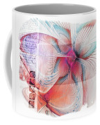 Butterfly Note Coffee Mug