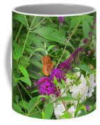 Butterfly Surprise Coffee Mug