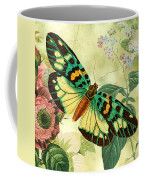 Butterfly Visions-a Coffee Mug