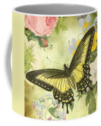 Butterfly Visions-d Coffee Mug