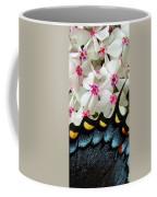 Butterfly Wing And Phlox Coffee Mug
