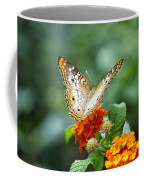 Butterfly Wings Of Sun 2 Coffee Mug by Thomas Woolworth