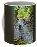 Butternut Falls Coffee Mug by Frozen in Time Fine Art Photography