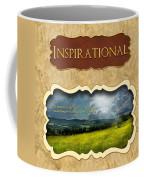Button - Inspirational Coffee Mug