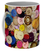 Buttons 667 Coffee Mug