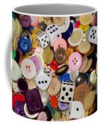 Buttons 674 Coffee Mug