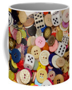 Buttons 676 Coffee Mug