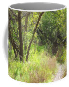 Buttonwood Forest Coffee Mug by Rudy Umans