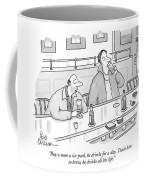Buy A Man A Six-pack Coffee Mug