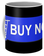 Buy Now Blue Coffee Mug