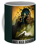 Buy War Bonds Coffee Mug