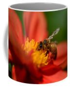 Buzz Is The Word Coffee Mug