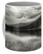 Bw Bear Lake Coffee Mug