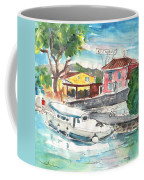 By A French Canal 02 Coffee Mug