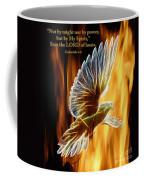 By My Spirit  Coffee Mug