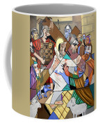 By My Wounds You Were Healed Coffee Mug