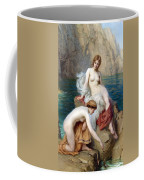 By Summer Seas Coffee Mug