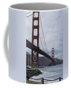 By The Bay Coffee Mug