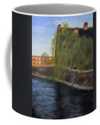 By The Canal - Leuven Belgium Coffee Mug