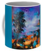 By The Canyon Coffee Mug