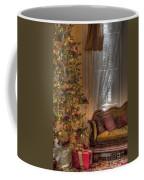 By The Christmas Tree Coffee Mug
