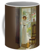 By The Cottage Door Coffee Mug