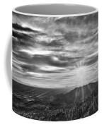 By The Light Of God Coffee Mug