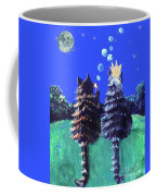 By The Light Of The Silvery Moon Coffee Mug