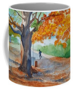 By The Rideau Canal Coffee Mug