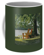 By The River Coffee Mug