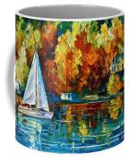 By The Rivershore Coffee Mug