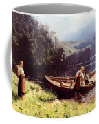 By The Waters Edge Coffee Mug