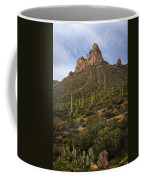 Byous Butte Coffee Mug