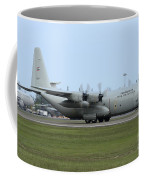 C-130j Super Hercules Of The Royal Thai Coffee Mug