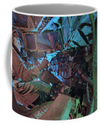 C-47 Cockpit Coffee Mug