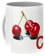 C Art Alphabet For Kids Room Coffee Mug