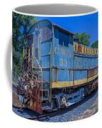 C W R 53 Coffee Mug