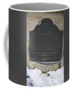 Ca-628-629 Alpha And Omega Coffee Mug